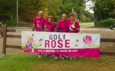 Golf en rose mercredi 8 mai 2019