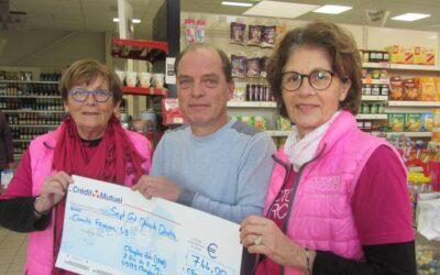 Champtocé-sur-Loire – Mobilisation autour de la lutte contre le cancer du sein